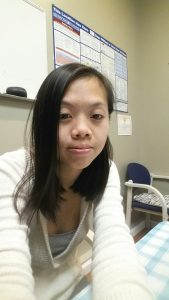 Annie Cheung, staff at Jessica Liu Insurance Services