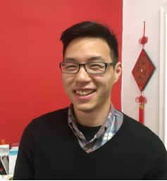 Christopher Li, staff at Jessica Liu Insurance Services