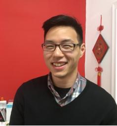 Christopher Li, staff at Jessica Liu Insurance Services