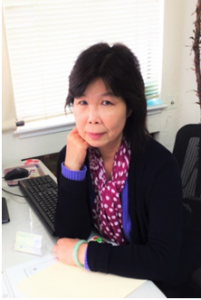 Shirley Li, staff at Jessica Liu Insurance Services