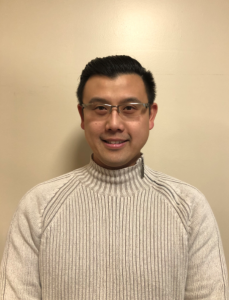 Derek Kong, staff at Jessica Liu Insurance Services